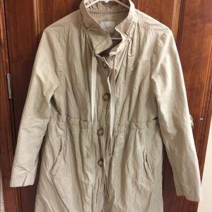 LOFT rain coat